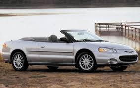 2003 chrysler sebring information and photos zombiedrive