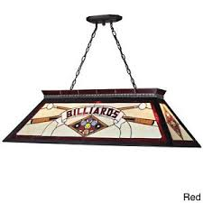 tiffany pool table light pool table light fixture stained glass tiffany style l billiard