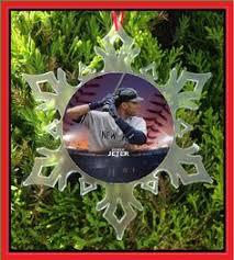 jeter farewell captain christmas ornament 2 derek retirement