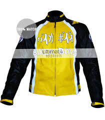 bike jackets online biker boyz derek luke kid yellow motorcycle jacket