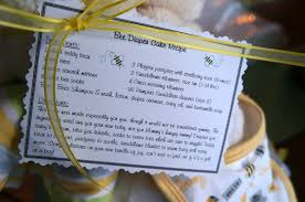 hardly housewives a bee themed baby shower