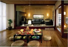 home design modern japanese style living room ideas amazing with