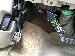 2009 impala airbag light 06 12 chevrolet impala body control module bcm bcu location removal