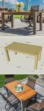 Cement Patio Table 250 best outdoor projects images on pinterest outdoor projects