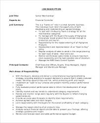 Resume Sample For Merchandiser Merchandiser Description For Resume 28 Images Merchandiser