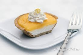no bake mini lemon cheese pie recipe barbara bakes