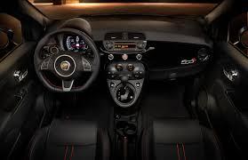 Fiat 500 Interior First Drive 2015 Fiat 500 Abarth 2015 Fiat 500 Abarth Interior