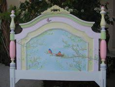 peacock hand painted mexican headboards peacocks hands and hand
