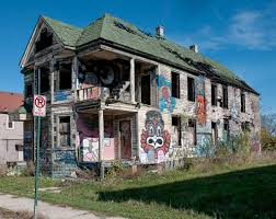 Mysterious Abandoned Places 20 Photos Of Urban Decay In Detroit Urban Ghosts Media