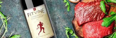 fitvine wine we crush grapes you crush life