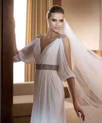 Grecian Wedding Dresses Coolingerie Grecian Wedding Dresses For A Bride With Goddess Fancy