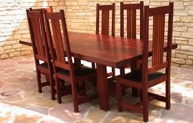 Mahogany Dining Room Table And 8 Chairs Mahogany Chippendale Dining Room Set Oak Dining Room Set With 6