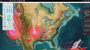 earthquake bali 2017 3 19 2017 nightly earthquake update forecast west coast us