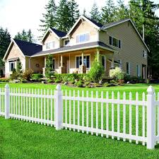 Home Depot Decorative Fence Furniture Cool Yard Cedar Privacy Fence Stylish Design Concrete