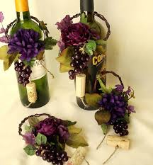 theme wedding centerpieces wine theme wedding centerpieces wine bottle topper by
