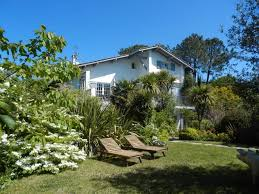 chambre d hotes bidart arbolateia guest house between biarritz and bidart in basque country