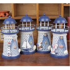 Lighthouse Garden Decor Creative Lighthouse Wooden Decorative Arts And Crafts