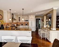Updated Kitchens Best 25 Nautical Semi Open Kitchens Ideas On Pinterest Coastal