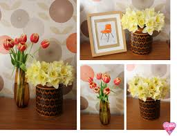 inspirations for my retro living room u2013 vases u0026 flowers