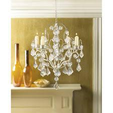 Chandelier Candle Chandeliers U0026 Ceiling Fixtures Ebay