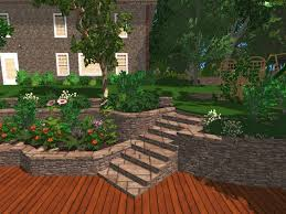 landscape design software online free garden design free download