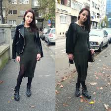 biker boot style tonka katie bershka long dress zara leather biker boots mango