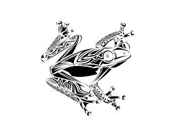18 frog tattoos designs