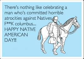 Columbus Day Meme - columbus blue jackets memes anti columbus day meme