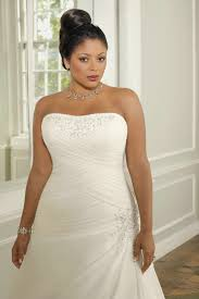 plus size wedding dress designers cross draping beading white designer organza plus size wedding
