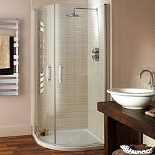 800mm Shower Door Quadrant Shower Enclosure Hinged Doors Tray 800mm Lakes