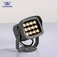 exterior spot light fixture vw luminaire 12w exterior led projector ip67 searchlight refletor