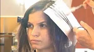 prix d un balayage sur cheveux mi long mèches balayage coiffure facile à faire soi même démonstration