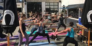 patio yoga corepower u0026 park u0026 field tickets multiple dates