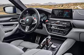 2018 bmw m5 interior 01 motor trend
