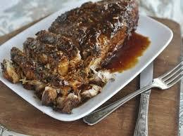 cuisiner roti de porc la recette facile de rôti de porc au miel et parmesan dans la mijoteuse