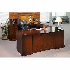 sorrento executive u shaped bowfront left bridge pbf desk ff credenza