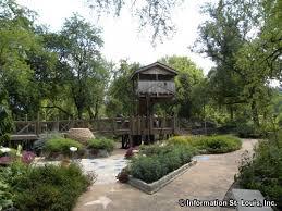 Missouri Botanical Gardens Missouri Botanical Garden In St Louis City