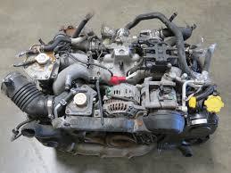 subaru impreza turbo engine jdm ej20 turbo subaru impreza wrx engine longblock ej205