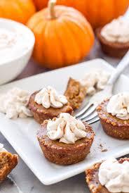 paleo pumpkin pie bites recipe runner