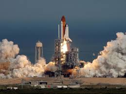 space shuttle astronaut ask the astronaut which is more fun the ascent into orbit or the