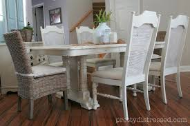 dining room a bubbly life how to paint a dining room table chairs