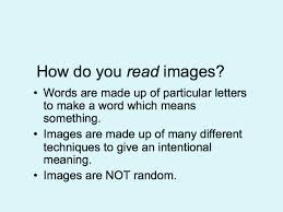 How To Read A Map Visual Literacy What Is Visual Literacy If You Can Read A Map