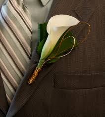wedding flowers inc pin by wedding flowers inc on calla boutonniere