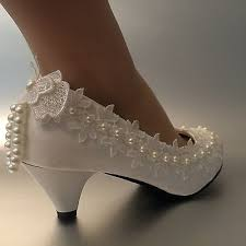 wedding shoes size 12 lace white ivory wedding shoes flats low high heel