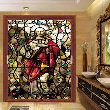 stained glass door windows online get cheap stained glass window film for churches