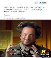 Meme Maker Indonesia - first attempt of my bahasa indonesia meme by neeroth meme center