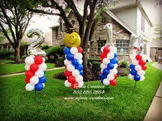 graduation balloon columns graduate balloon columns formatura