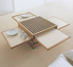 floor seating dining table sitting on or nearly on the floor is a tradition that has