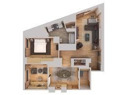 Hotel Suite Floor Plans by 3d Floor Plans