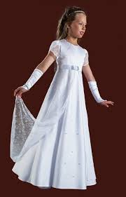 communion dress white communion dress kre205 leanaí